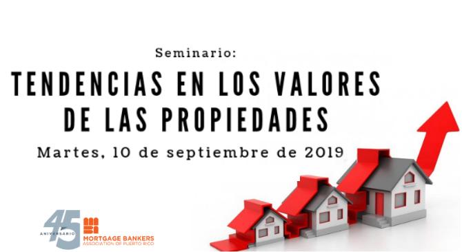 Seminario: Tendencias en los Valores de las Propiedades