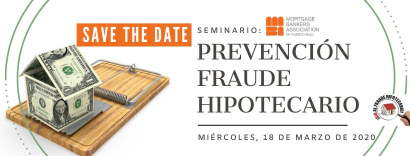 Seminario Prevención Fraude Hipotecario 2020