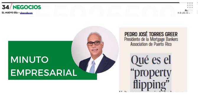 """Qué es el """"property flipping"""""""