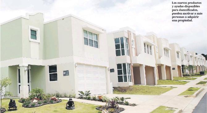 Con potencial de reactivar el mercado de vivienda