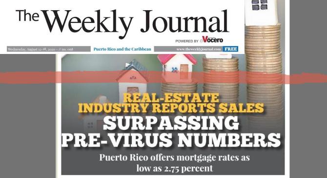 Real Estate Industry Reports Sales- Surpassing Pre-Virus Numbers
